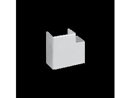 Uhol CABLOPLUS 90×55mm hliník