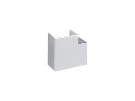 Uhol CABLOPLUS 160×55mm hliník