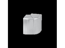 Nastaviteľný vonkajší roh CABLOPLUS 160×55mm hliník