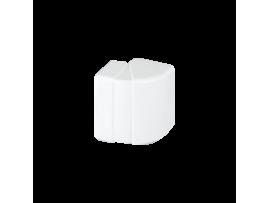 Nastaviteľný vonkajší roh CABLOPLUS 160×55mm čisto biela