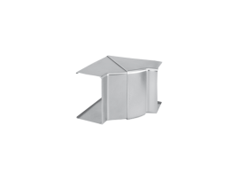 Nastaviteľný vnútorný roh CABLOPLUS 90×55mm hliník