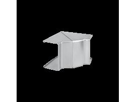 Nastaviteľný vnútorný roh CABLOPLUS 160×55mm hliník