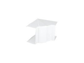 Nastaviteľný vnútorný roh CABLOPLUS 160×55mm čisto biela