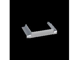 T spojka CABLOPLUS do kanálov 130,160,185 výstup 130x55 hliník