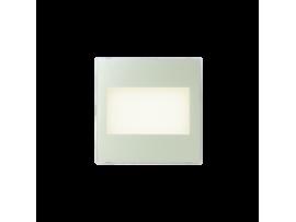 """Svetelný kláves s filtrom - piktogram """"svetlo"""" čierny"""