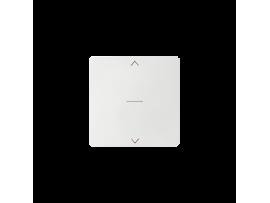 Kláves pre mechanizmus 75333-39 biela