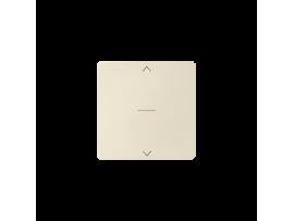 Kláves pre mechanizmus 75333-39 béžový