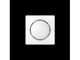 Kryt stmievača biela