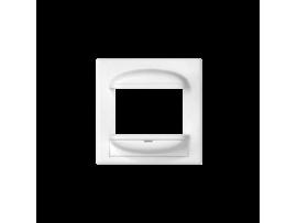 Kryt spínača s pohybovým senzorom biela