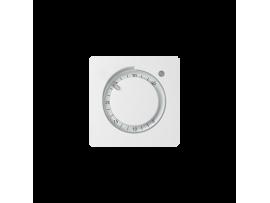 Kryt termostatu biela