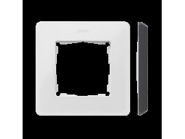 Rámček 1- násobný biela čierny