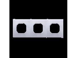 Sada tesnení IP44 pre rámčeky 3-násobné