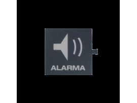 Filter pre grafitový svetelný kláves - piktogram Poplach
