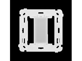Spínač / tlačidlo jednoduché pre ST1M na vytvorenie schodového č.6 alebo krížového č.7 zapojenia