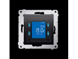 STIAHNUTÝ Z PONUKY Termostat s displejom (vnútorný senzor) antracitová
