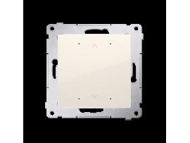 Miestny ovládač žalúziový krémová 8A