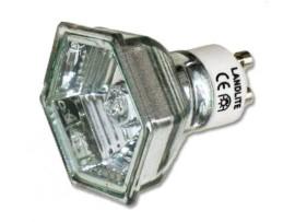 Halogénová žiarovka MRG-C GU10 50W HEXAGON 230V