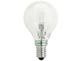 Halogénová žiarovka HSL-G45-42W E14 230V; úsporná