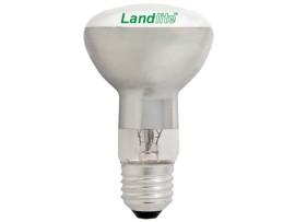 Halogénová žiarovka HSL-R63-28W E27 230V; úsporná