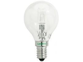 Halogénová žiarovka HSL-G45-18W E14 230V; úsporná