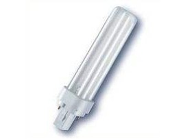 špeciálna žiarivka DU-18W G24d-2; 2 pin