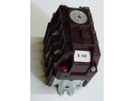 Nadprúdové relé R102 380V 10A