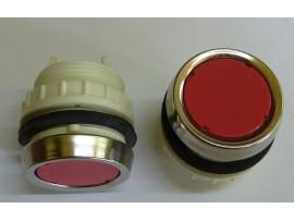 Ovládacia hlavica červená T6C/30 IP44