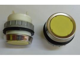 Ovládacia hlavica žltá T6C/30 IP44